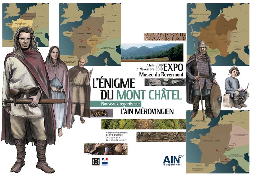 L'énigme du Mont Châtel