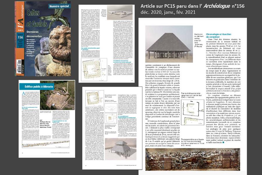 Centre archéologique européen de Bibracte